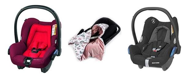 Bien choisir le siège-auto du bébé