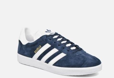 Chaussures Gazelle Adidas Originals bleu