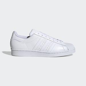 Chaussures Adidas Originals Superstar blanches