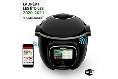 Multicuiseur Cookeo Touch Wi-Fi de Moulinex - CE902800